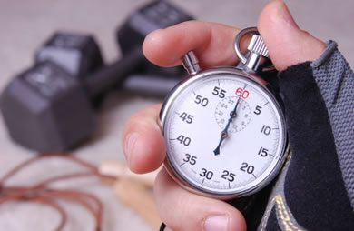 tabata time clock