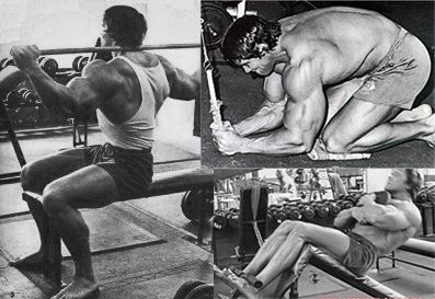 Arnold Abs