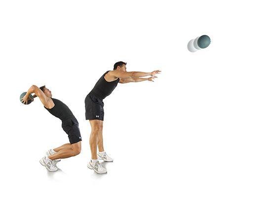 lanzamiento ball