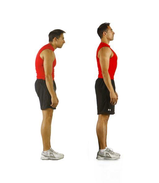 patrón postural