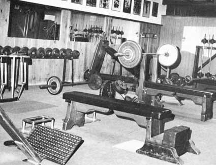 gym culturismo