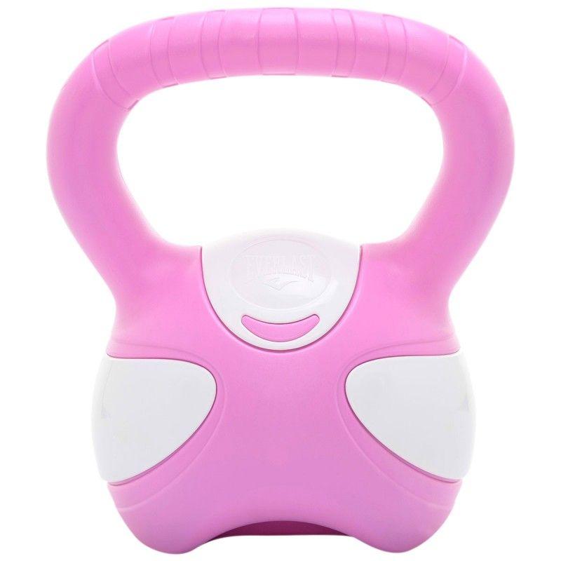 kettlebell pink