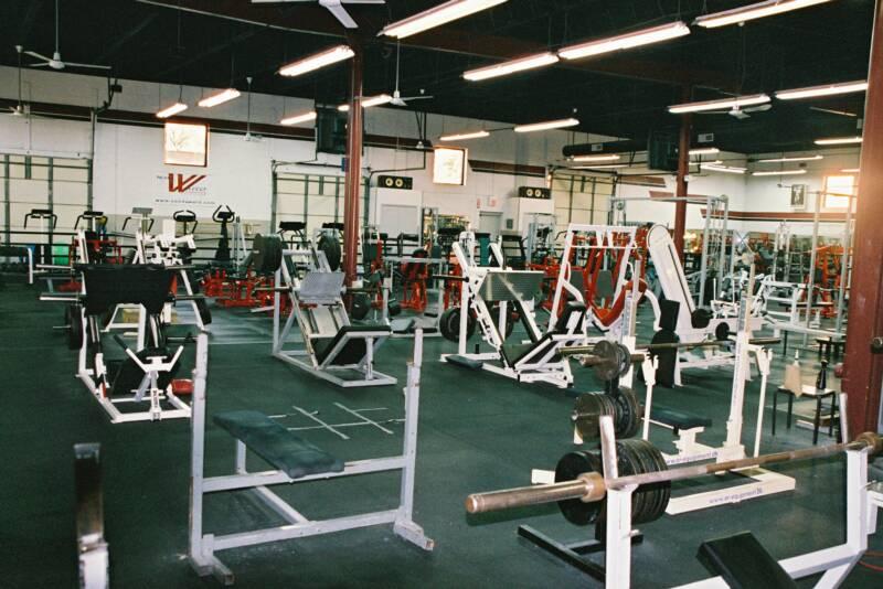 gym maquinas