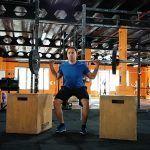 Sentadilla Anderson, el squat más duro