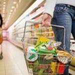 Hacer la compra, para una alimentación equilibrada.