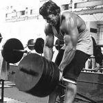 Arnold dice: disocia para el remo