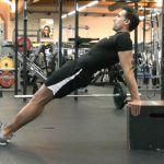 Eleva cadera y activa