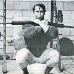 Arnold dice; front squat si solo tienes movilidad