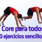 Core para todos, 10 ejercicios sencillos