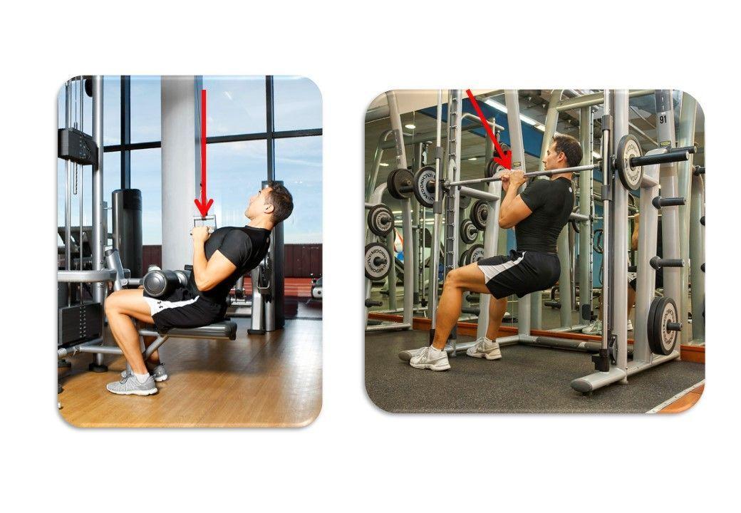 ejercicio remo vector