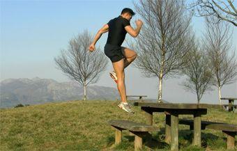 potencia pierna cayon
