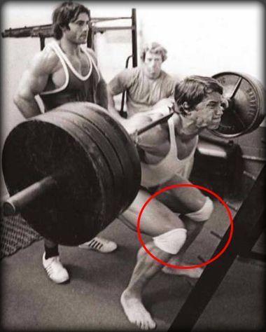 arnold-squat error
