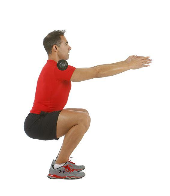 front squat brazos 13