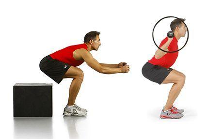 levantarse squat