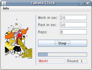Tabataclock
