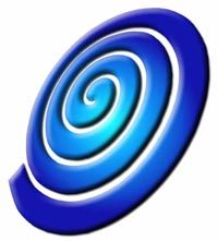 Logo-spiral lit