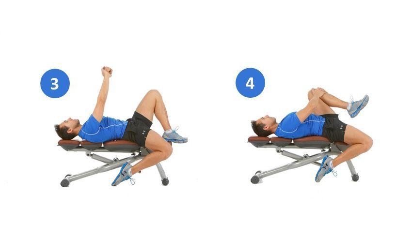 Estirar flexores de cadera, es cómodo y fácil… si sabes cómo