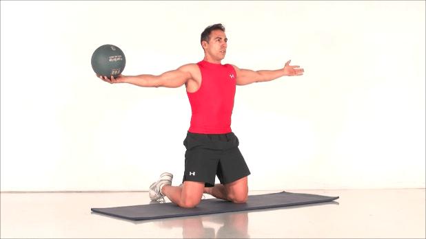 Sencillos ejercicios de core que funcionan