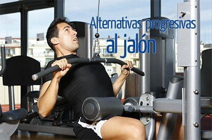 Alternativas progresivas al jalón