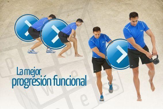 Progresión funcional con función