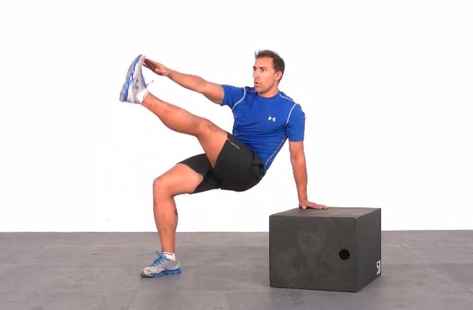 Tres ejercicios de core prácticos