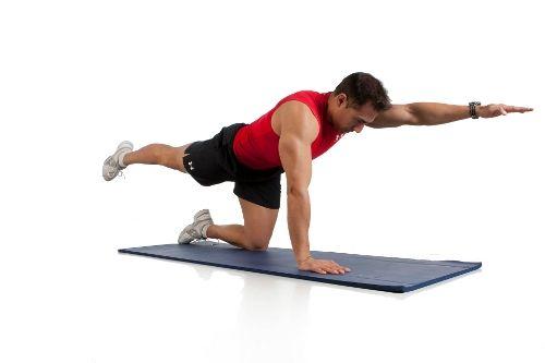 Core y control postural