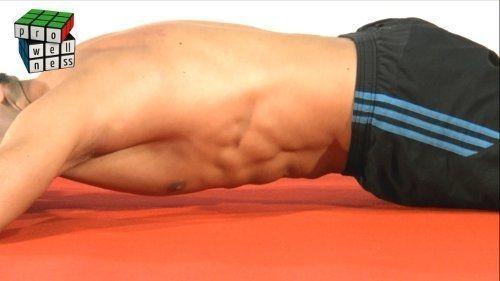 Controla tu abdomen