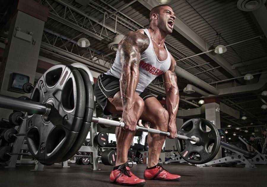 Ganar músculo con fuerza máxima