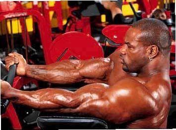 Me cuesta verlo II: Máquinas para grupos musculares pequeños