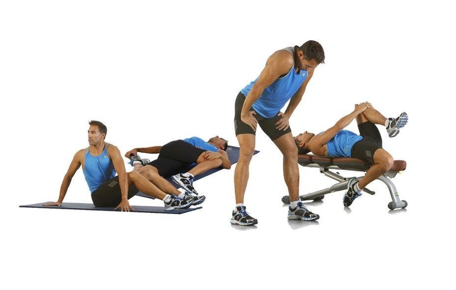 Cuatro estiramientos fundamentales para corredores