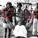 Arnold dice; el pulgar es tu seguro