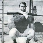 Arnold dice; front squat si solo tienes movilidad