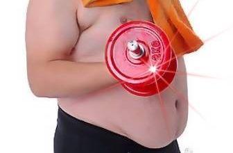 Pierde peso entrenando