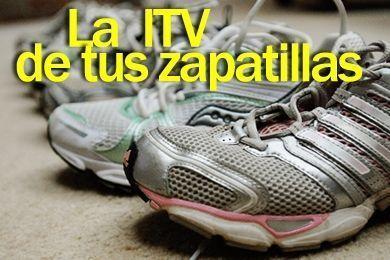 La ITV de las zapatillas