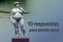 10 respuestas para perder peso