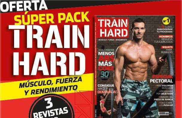 Vuelven los primeros números de Train Hard