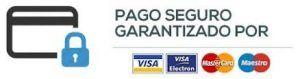 Pago seguro garantizado
