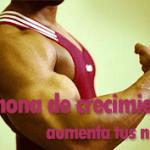 Aumenta tus niveles de hormona de crecimiento