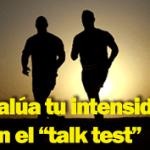 """Evalúa tu intensidad con el """"Test del habla"""""""