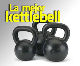 La mejor kettlebell