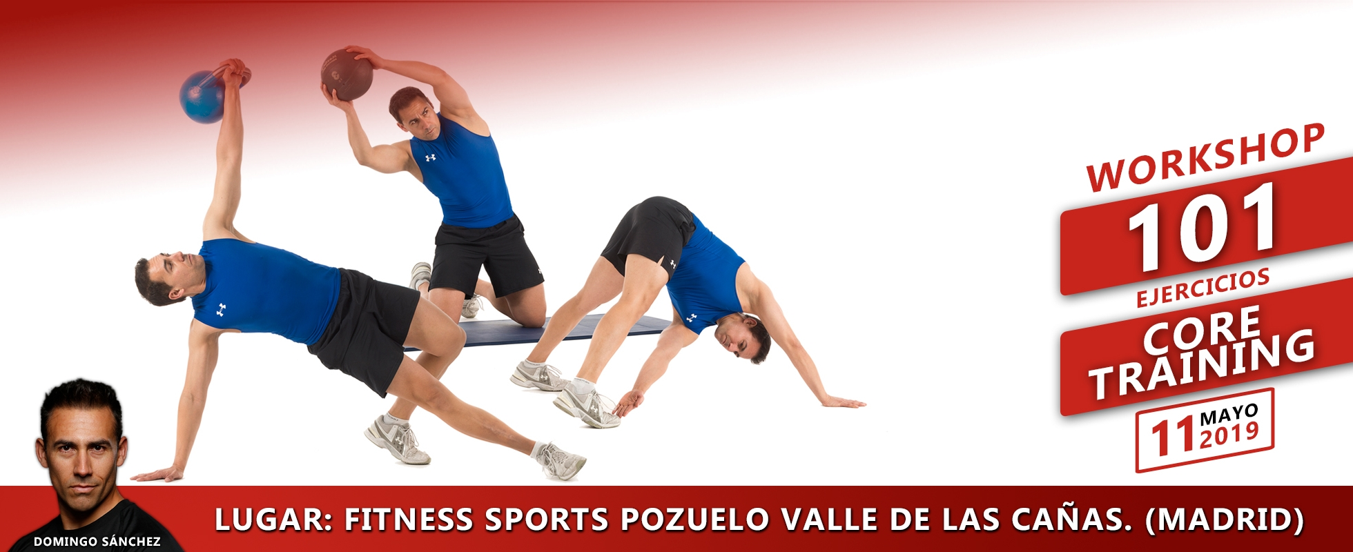 101 ejercicios core training